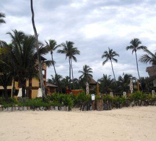 Blick auf die Anlage VIK Hotel Cayena Beach Club