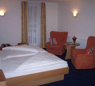 Unser Doppelzimmer Hotel Waldmühle