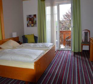 Doppelzimmer  Hotel Kärntnerhof