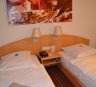Unser Zimmer Hotel Victoria Nürnberg