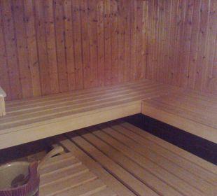 Sauna Hotel Bellevue