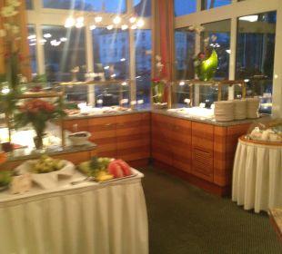Reichhaltiges Frühstückstbuffet Grand Hotel Binz by Private Palace Hotels & Resorts