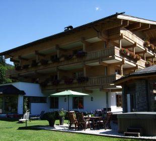 Von Liegewiese Hotel Almhof