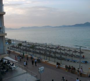 Blick aufs Meer JS Hotel Horitzó