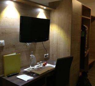 Doppelzimmer Hotel Gundolf