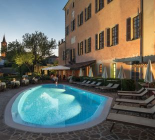 Pool Sunstar Boutique Hotel Castello di Villa