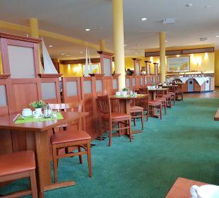 Sehr schöne Farben Nautic Usedom Hotel & Spa