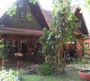 Sicht auf Lobby Hotel Na Thai Resort