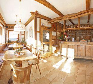 Unsere gemütliche Bar Alpengasthof Jolanda