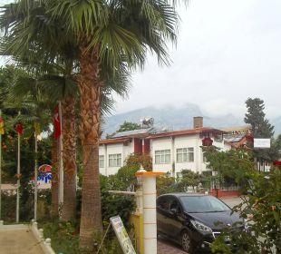 Hotel, Eingangsbereich Hotel Wassermann