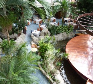 Showbühne Hotel Cordial Mogán Playa