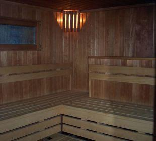 90°C Sauna KurparkHotel Warnemünde