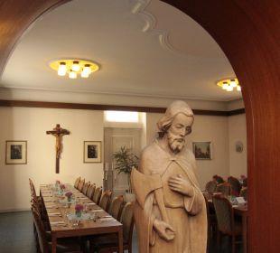 Speiseraum Gruppen Kloster Maria Hilf