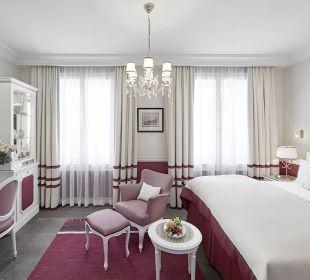 Superior Doppelzimmer Hotel Sacher