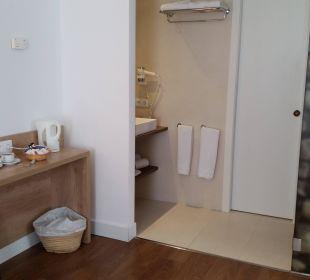 Zugang Sanitärbereich SENTIDO Porto Soller