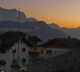 Abendstimmung Berglandhotel Untertheimerhof