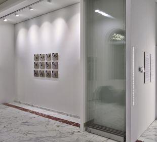 Art gallery  Hotel De La Paix