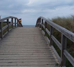 Kurzer Weg zum Strand Apartments Ferienpark Weissenhäuser Strand