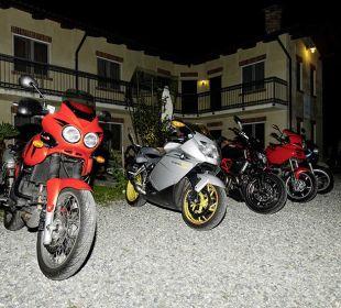 Motorrad-Team Agriturismo Cascina Vignole