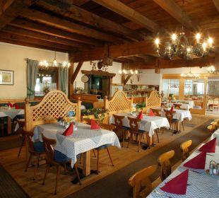 Restaurant Ebner's Wohlfühlhotel Gasthof Hintersee