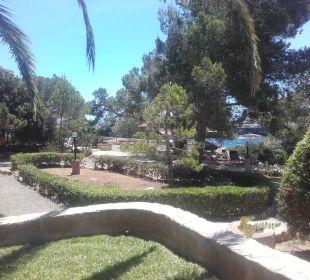 Gartenanlage JS Hotel Cape Colom