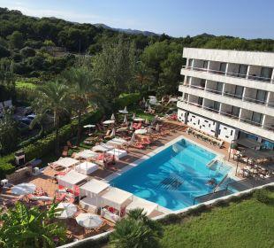 Ausblick Hotel Serrano Palace