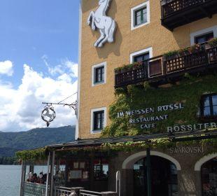 Das Stammhaus direkt am See Romantik Hotel Im Weissen Rössl