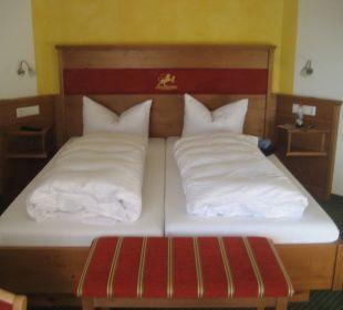 Neues Komfortzimmer Gasthaus Löwen