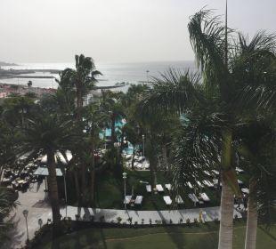 Auf Pool und Meer Adrián Hoteles Jardines de Nivaria