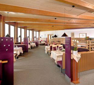 Restaurant Glacier Hotel Grawand