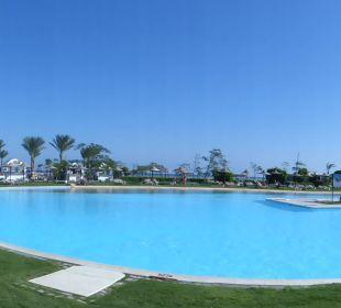 Letzter Pool vor dem Strand