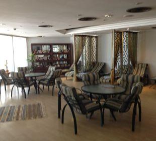 Ruhebereich Hotel Divan Antalya Talya