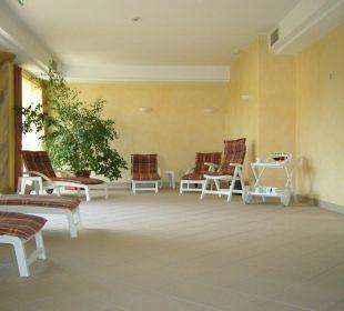 Ruheraum vom Wellness Bereich Romantik Hotel Bösehof