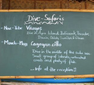 Tauchbasis Angebote Hotel Sipalay Easy Diving and Beach Resort