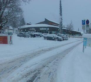 Zugang Therme Oberstdorfer Ferienwelt
