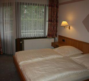 Nr. 26 / Schlaf- / Wohnbereich Hotel Landhaus Silbertanne