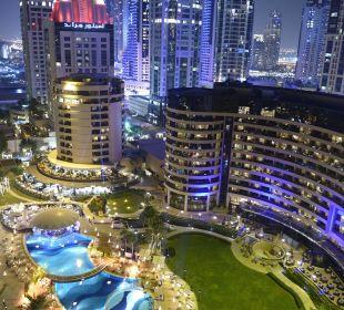 Aussenansicht Hotel Le Royal Méridien Beach Resort & Spa Dubai