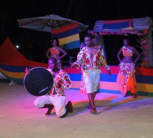 Abend Unterhaltung Coral Azur Beach Resort