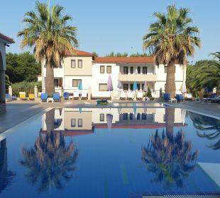 Blick von der Bar Hotel Amari