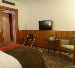 Zimmergrösse OK K+K Palais Hotel