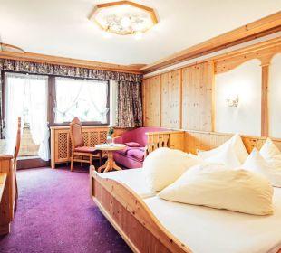 Standard Doppelzimmer Sporthotel Brugger