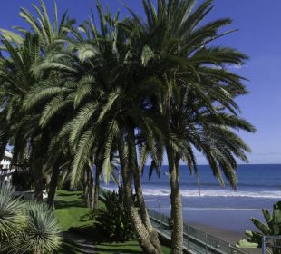 Gartenseite Hotel Dunas Don Gregory