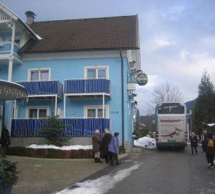 Hotel mit Benninghoff-Bus  Hotel Klein