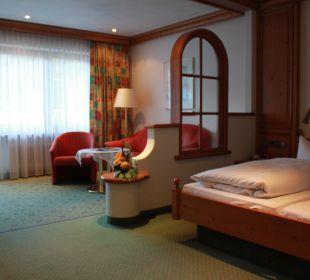 Gemütliches Zimmer Hotel Müllers Löwen