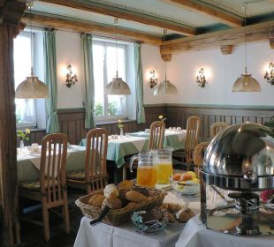 Der Frühstücksraum bietet ein exzellentes Frühstüc Nichtraucher Hotel Till Eulenspiegel