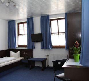 Doppelzimmer Kategorie A Hotel Waldhorn Stuttgart