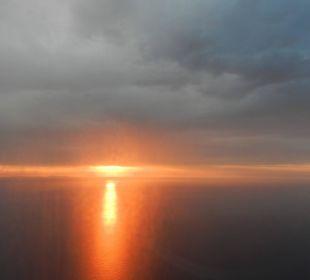 Sonnenaufgang allsun Hotel Eden Playa