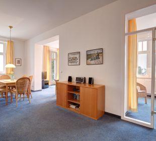 3-Raum-Ferienwohnung Meerseite Haus Seeblick Hotel Garni & Ferienwohnungen