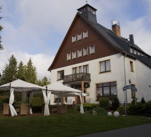 Hotel und Biergarten Hotel Bühlhaus