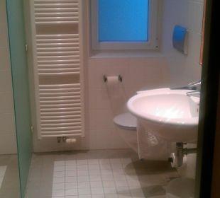 Blitzsauberes Badezimmer Hotel am Froschbächel